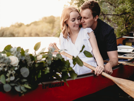 Emma & Bryce - Engaged!