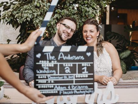 Brianna & Adam - Married! (Reprise)