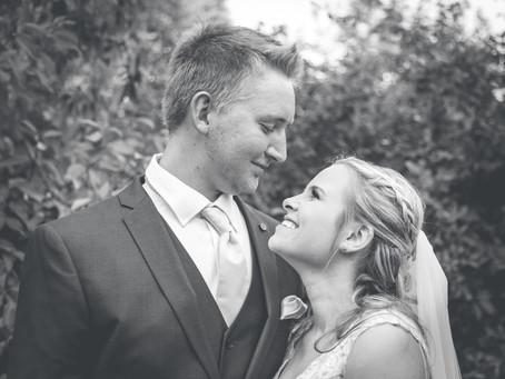 Christina & Devon - Married!