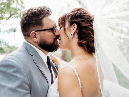 Ali & Scott - Married!