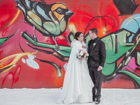 J & C - Married!