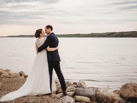 Megan & James - Married!