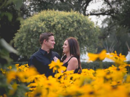 Janine & Cody - Engaged!