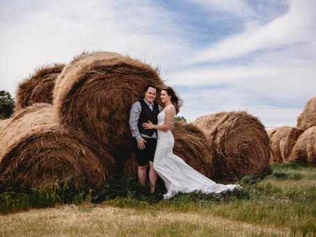 Tara & Mark - Wedding prt 1