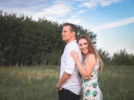 Engaged - Stacie & Ryan!