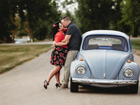 Stephanie & Kyle - Engaged!