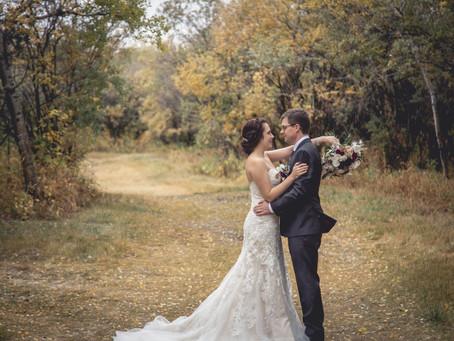 Brenna & Jensyn - Married!