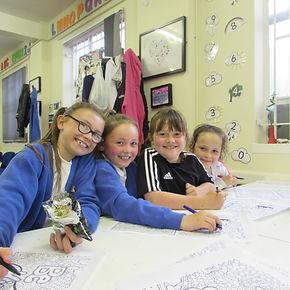 Friendships, Bostey, Walker, girls, art and crafts, 8-16 year olds, self esteem, confidence