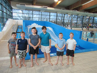 Bostey, Walker, Newcastle, Flow rider, sports, lads group, 8-14 year