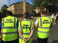 Volunteer, skate marshal, bostey, walker, community foundation, byker, young people, 8-16 year olds