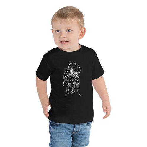 Jellyfish Toddler Short Sleeve Tee