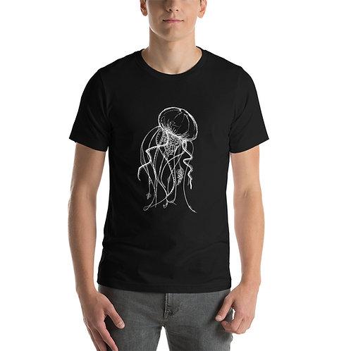 Jellyfish Short-Sleeve Unisex T-Shirt