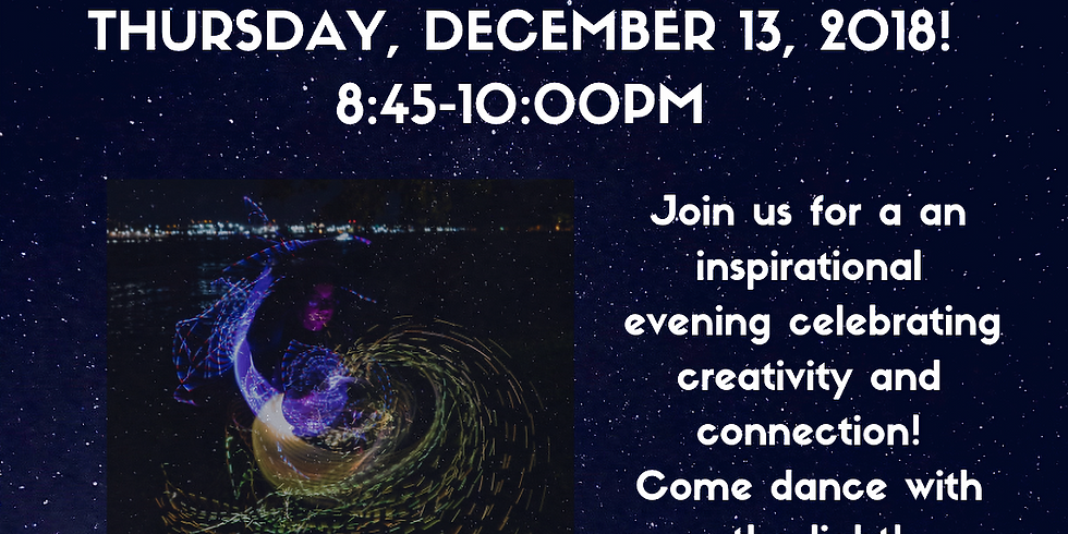 Soul Flow Launch Event! @ The Happie House (1)