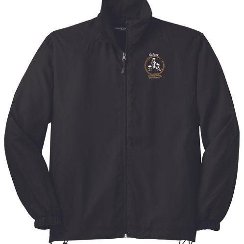Full Zip Wind Jacket