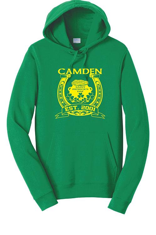 Port & Company Fan Favorite™ Fleece Pullover Hooded Sweatshirt
