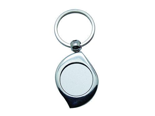 "Keychain - Square 1"""