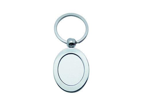 Keychain - Oval