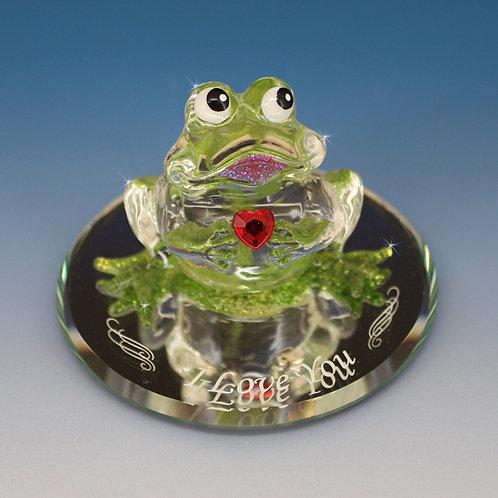 Kiss me Frog