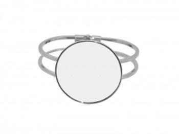 Fashion Bracelet Large Round