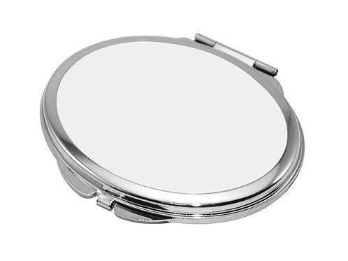 Compact Mirror Oval