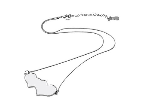 Necklace - Heart To Heart