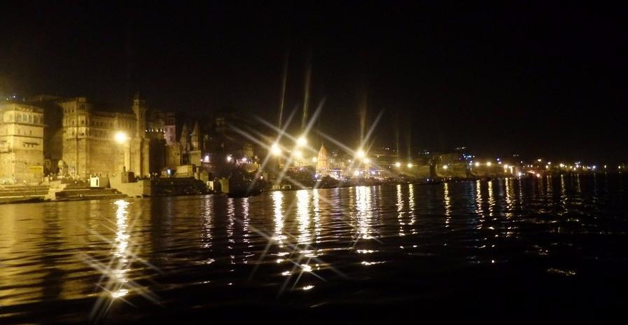 Nuit sur le Gange