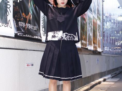 宇佐蔵べにが「MIKIO SAKABE × FRUiTS」に着用モデルとして掲載!うさべに表紙verも発売!