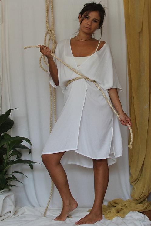 Kimono Elza Branco