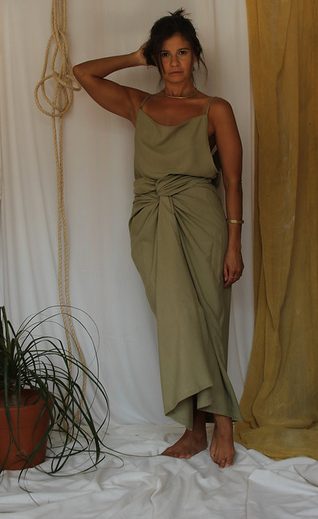 Saia Djamila Abacate