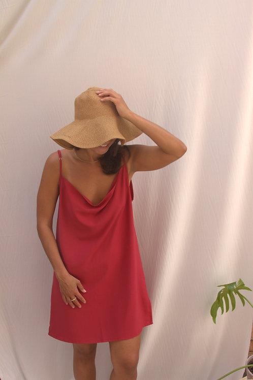 Vestido Carmen Vermelho