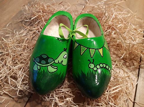 Schildpad groen