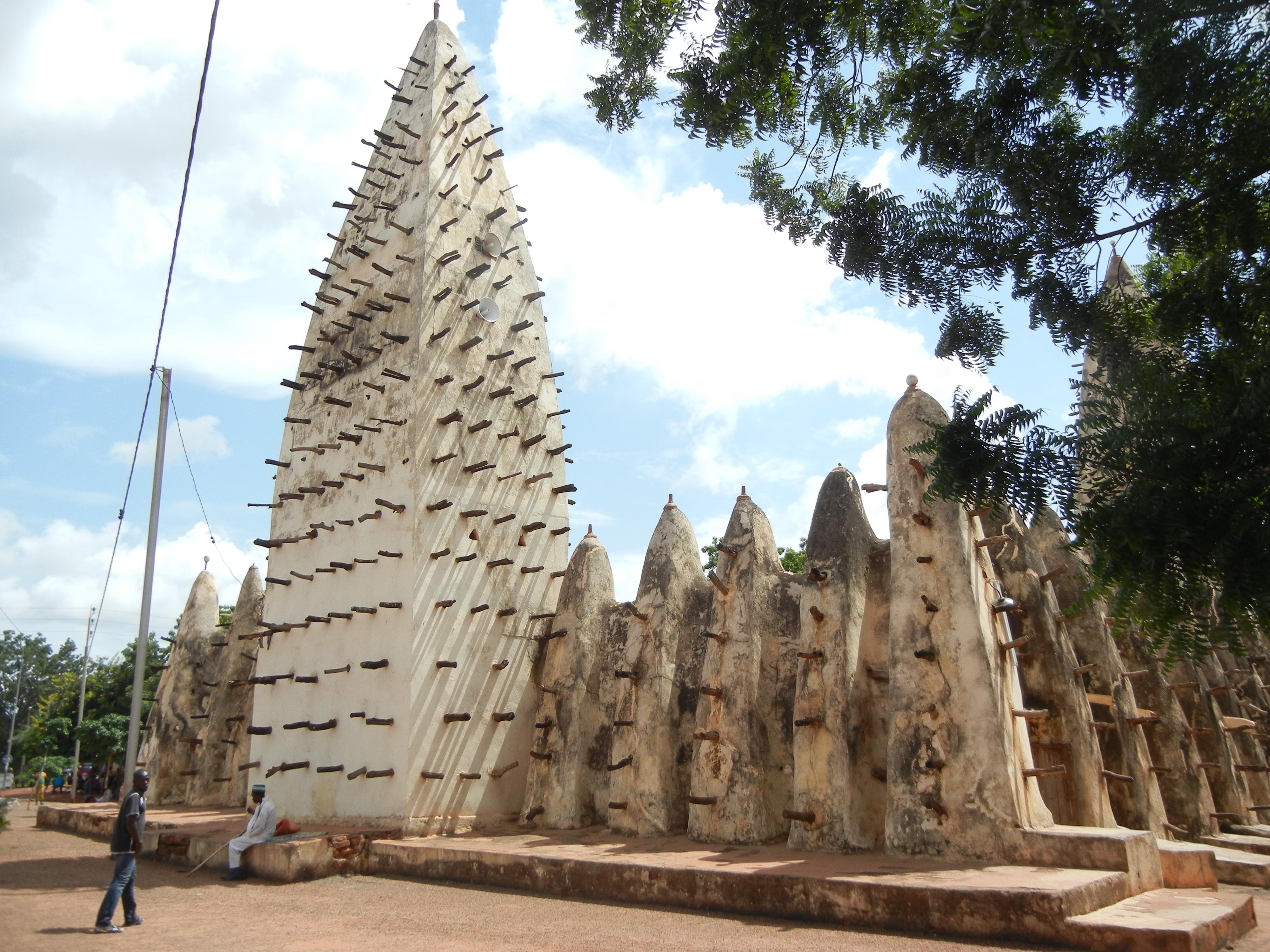 Grande Mosque, Burkina Faso