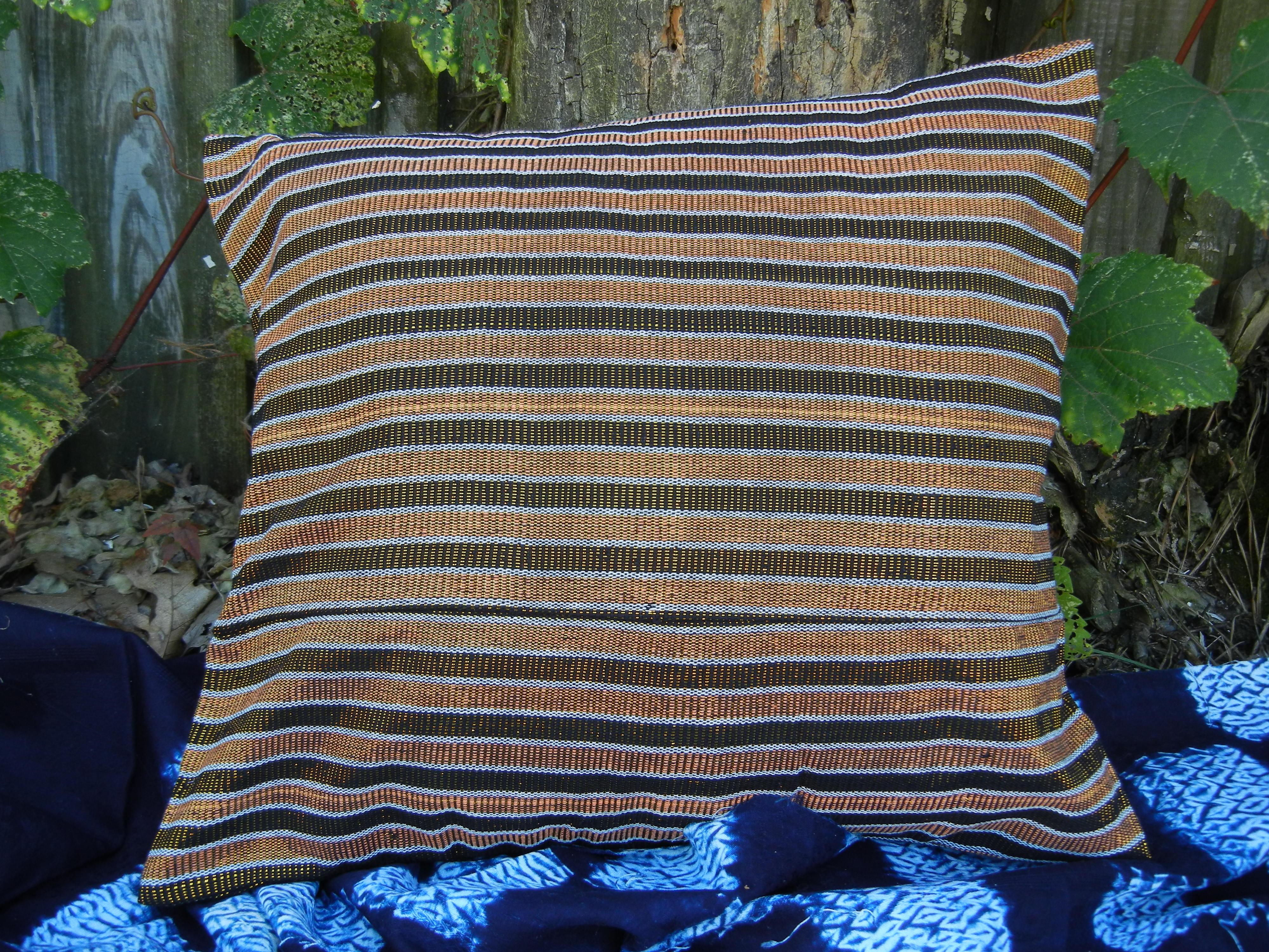 Copper stripe Woven.JPG