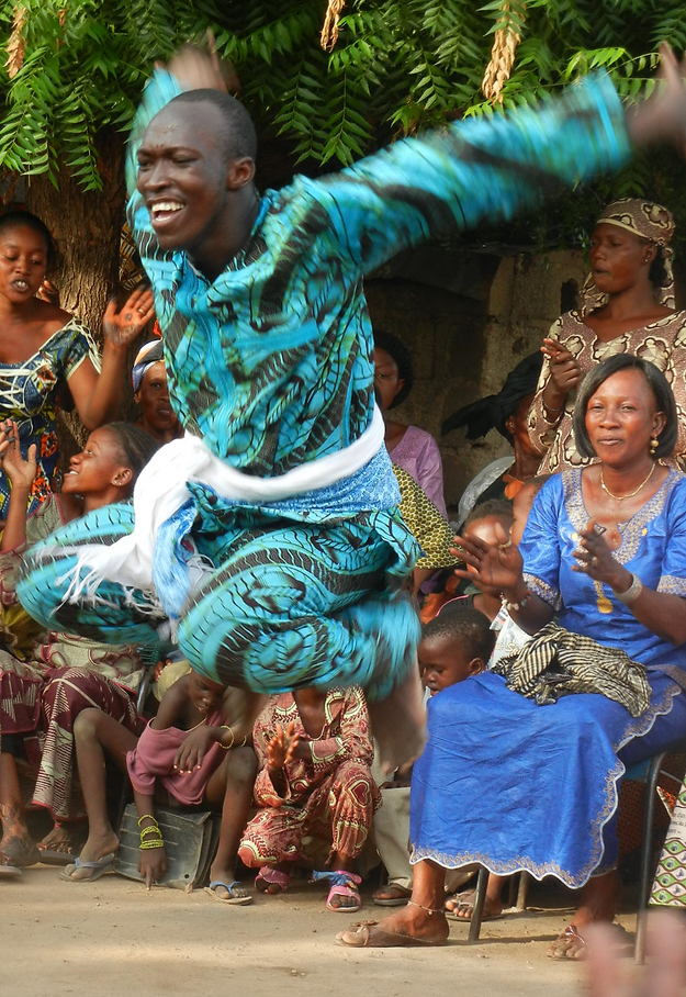 Solo Sana West African Dance