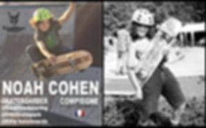 Noah Cohen Rider  Coalition Bearing