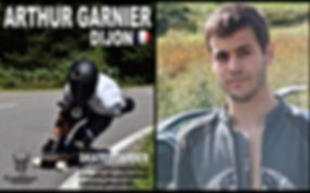 ARTHUR GARNIER  Rider Coalition Bearing