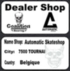 Dealershop Coalition Bearing Automatic