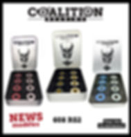 roulement à billes 608 rs2 coalition bearing