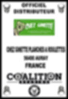 Coalition Bearing Distritution officiel CHEZ GINETTE