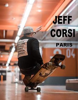 COALITION BEARING AMBASSADEUR JEFF CORSI