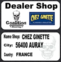 Dealer shop Coalition Bearing CHEZ GINETTE