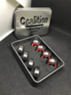 coalitionBearing roulement box Abec 7 roulement de  skate