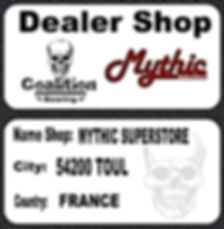 Roulement à billes skate  Coalition Bearing  MYTHIC SUPERSTORE TOUL COALITION BEARING