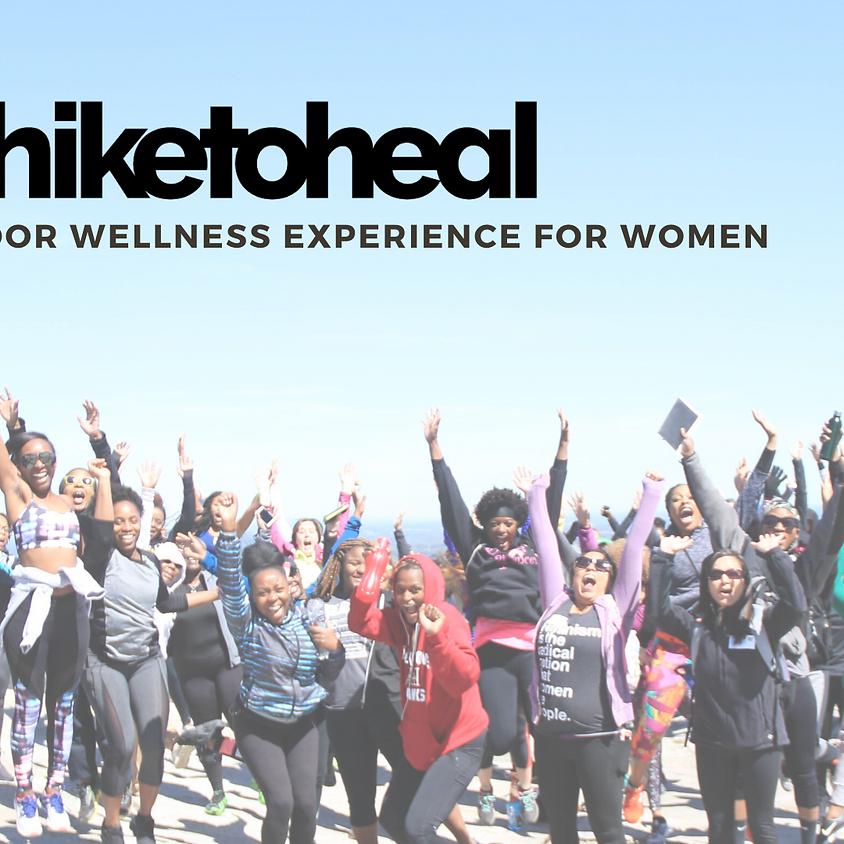 #wehiketoheal day 2020!  Women's Hike in Sedona!