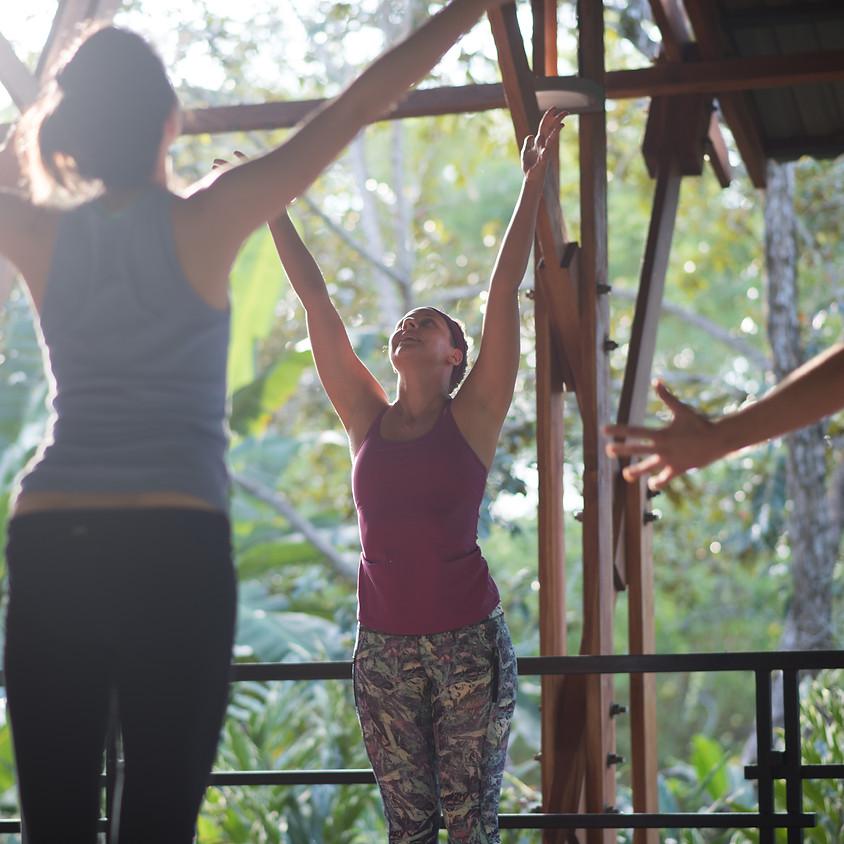 Costa Rica Jungle Immersion Retreat