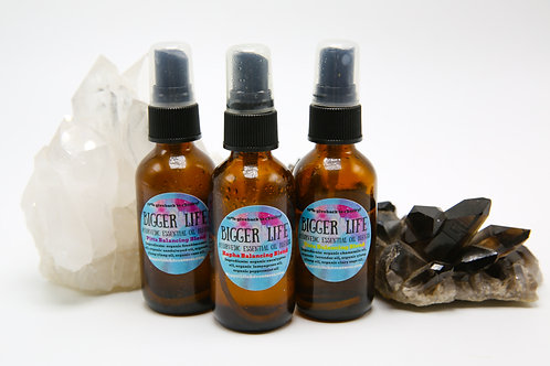 All 3 Ayurvedic essential oil blends
