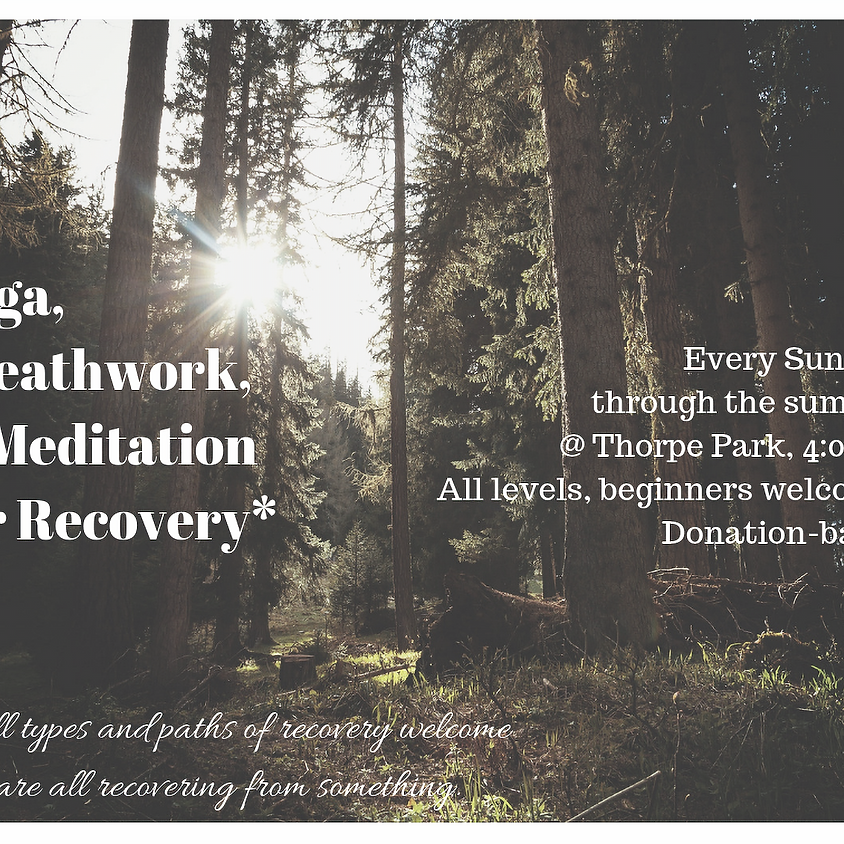 Flagstaff Yoga for Recovery