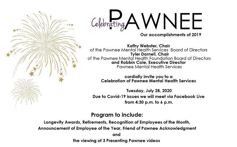 An Invitation to Celebrate Pawnee July 2