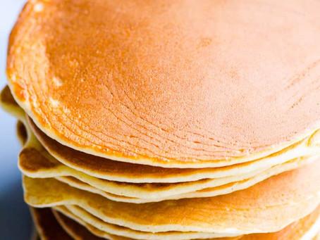 Quick & Easy Protein Pancakes