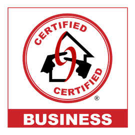 CLEAR BACK Certified Business